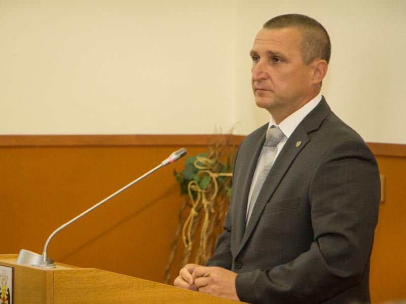 Вице-губернатором Новгородской области стал прежний командир ОМОН