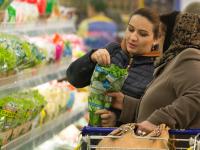 В марте цены в новгородских магазинах выросли на 0,2%