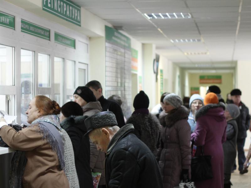 ВВеликом Новгороде запустят мобильную запись к мед. персоналу