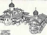 Два храма у Готского двора