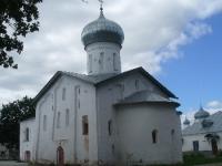 Церковь Николы Белого: вновь западный след