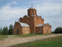 Церковь Спаса на Ковалёве: боярский эксперимент