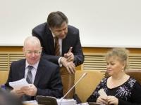 Сквозь вето к бюджету