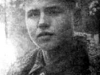 Юный партизан Лёня Голиков