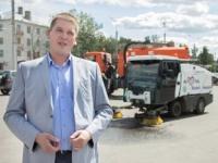 Станислав Уткин: «Наша работа – делать город чище»