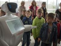 Праздник от роботов