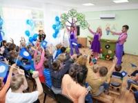 Банк ВТБ дарит праздники детям