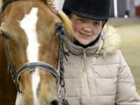 Забыть о болезни и быть на коне