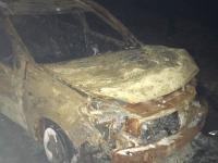 В сгоревшей машине найдено тело, предположительно, пропавшего новгородского учителя