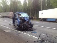 Утреннее ДТП под Великим Новгородом унесло жизни шести человек