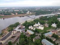 Юрию Бобрышеву подарили звезду «Великий Новгород»