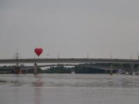 Великий Новгород минувшей ночью ушел под воду (фото)