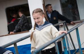 «Морской центр капитана Варухина» отметил Юбилей и начало навигации