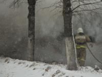 В Великом Новгороде на пожаре спасено 10 детей