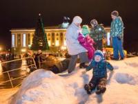 Программа  новогодних мероприятий в Великом Новгороде