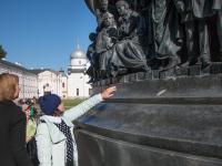 Новгородский музей-заповедник поставил в праздники рекорд по экскурсиям