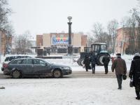 За неделю 124 новгородских водителя оштрафованы за непропуск пешеходов