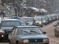 Зима и транспорт