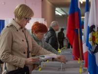 Новгородцы выбирают президента: уже проголосовали 38,3 тысячи избирателей