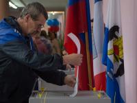 Более 118 тысяч новгородцев уже приняли участие в выборах президента