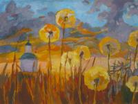 Выставка художницы Оксаны Немолочновой открывается в театре