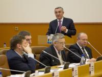 Городские депутаты в последний раз оценят работу мэра Великого Новгорода