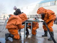 Аппаратчики «Акрона» умеют быстро действовать в экстремальных условиях