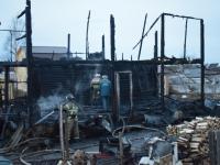 Гибель в огне пяти человек – возбуждено уголовное дело