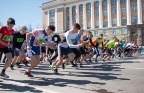 72-я традиционная легкоатлетическая эстафета, посвященная Дню Победы