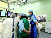 Новгородские медики впервые провели операцию на сосудах головного мозга