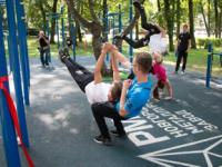 На тренировку в парк