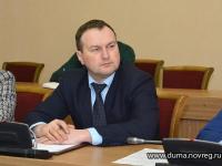 Кандидат в мэры Сергей Бусурин: новгородцы хотят перемен и готовы к прорыву