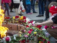 Владимир Путин поздравил новгородцев с днем освобождения города