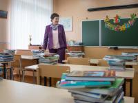 Новгородские школы начинают зачислять детей в первые классы