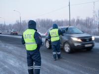 На въезде в город сбит инспектор ДПС, подозреваемый задержан