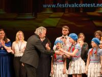 Новгородский мэр получил благодарственные письма от организаторов «Международных дней искусств в России»