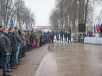 К годовщине «крымской весны»