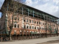 Здание бывшей бани на Великой взяли под видеонаблюдение