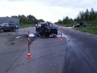 Сотрудник полиции устроил смертельное ДТП в Великом Новгороде