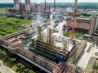 Еще один агрегат по производству азотной кислоты запустил «Акрон»