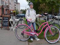 Отправившихся на работу на велосипеде будут в течение дня угощать бесплатно