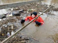 Из зон подтопления эвакуировано около 90 жителей Новгородской области