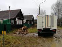 МЧС: подтопленными остаются 12 жилых домов