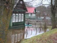 МЧС не исключает подтоплений в Великом Новгороде